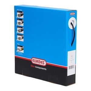 Tuyau Hydro 20m pour Huile Minérale et DOT avec Kevlar et PTFE pour Elvedes Hydro Parts Noir