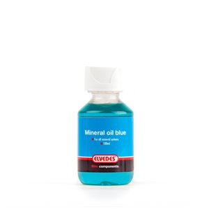 Blue mineral Oil for all Mineral Systems 100ml