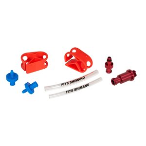 Shimano bleed adapter set