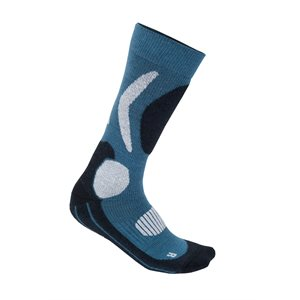 Aclima X-Country Socks Blue Sapphire Large (44-48)