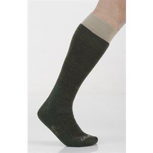 Hunting Long Socks Olive 36-39