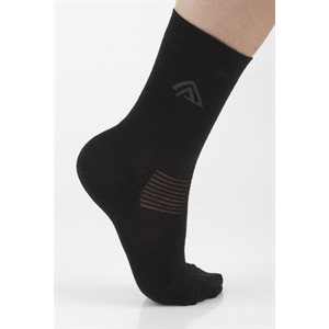 Liner Socks 78% Merino Black 40-43