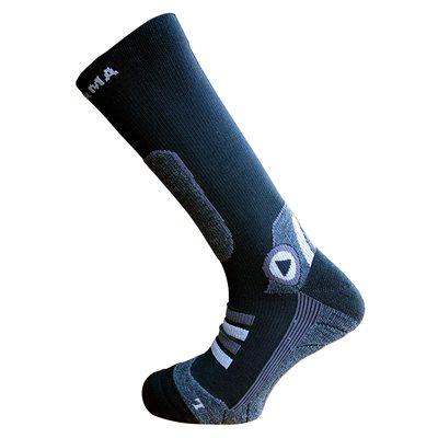 Enforma Ski Cross Socks Black 39 / 42