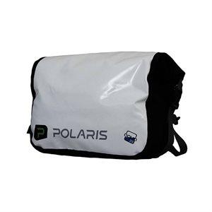 Aqua Nought Courier Bag Waterproof White