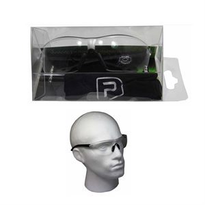 Aspec Glasses With Smoke Lens