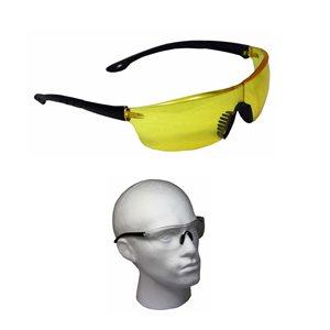 Aspect Sport Glasses Yellow Lens