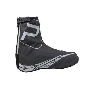 Evolution Overshoes Black / Reflective Designs Large