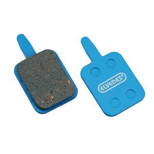 1 Pair Organic Disc Brake Pads for Assess mechanisch