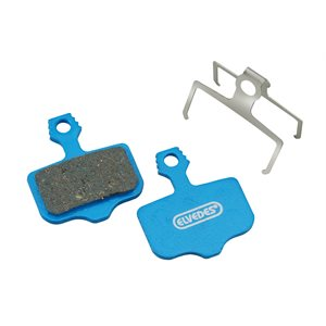 1 Pair Organic Disc Brake Pads for Avid XX / X0 / Avid all Elixir