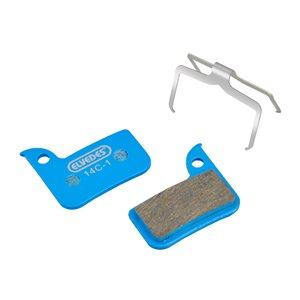 Organic Disc Brake Pads for SRAM Red Road