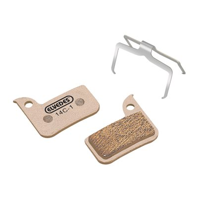 Sintered Disc Brake Pads for SRAM Red Road