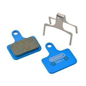 Organic Disc Brake Pads for Shimano Ultegra BR-RS805, BR-RS505