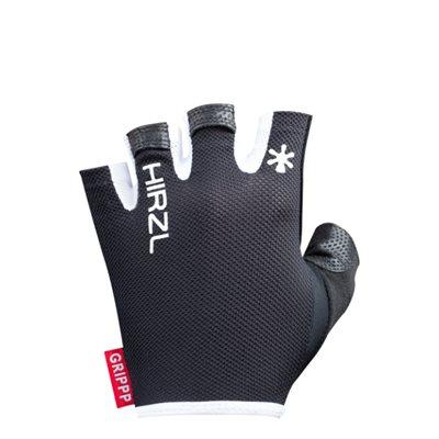 Hirzl Grippp Light Short Finger Cycling Gloves Black XXX-Large