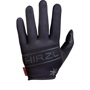 Hirzl Grippp Comfort Full Finger Cycling Gloves Black Size Option