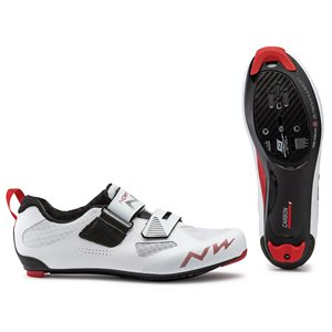 Northwave TRIBUTE 2 CARBON Man Special Shoes White 44