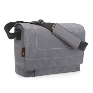 Lapino City Bag For Bicycl Grey