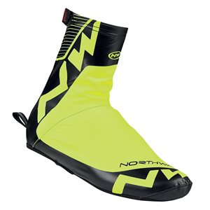 Northwave ACQUA SUMMER SHOECOVER Man Yllw Fluo / Black M