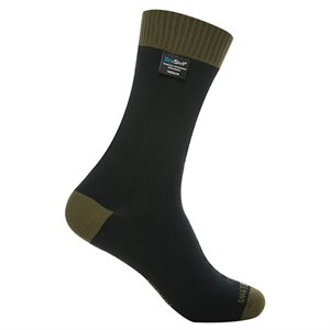 Dexshell Thermlite Dexshell Waterproof Socks Kaki Large