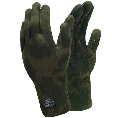 Dexshell Camouflage Waterproof Gloves Small