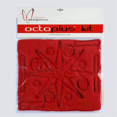 OctoPlus Kit Universal Pad-replacement for Bicycle Helmets
