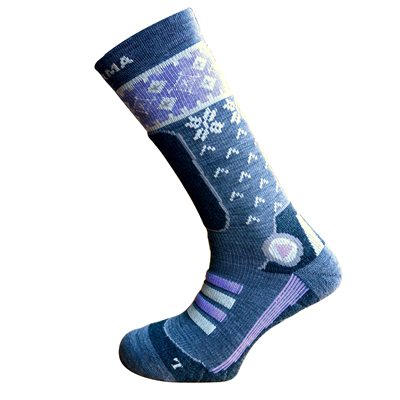 Enforma Ski Cross Socks Light Grey 42 / 44