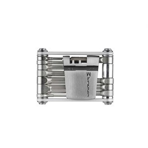Feexman - E-Version Multi Tool - 15 functions Silver- (E-Version 15)