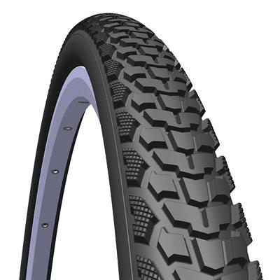 Mitas Gripper Black Tire 700 X 40C Long Way City Tour & Trek E-Bike E-Bike