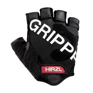 Hirzl Cycling Gloves Short Finger Black Small (7)