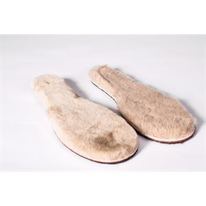 Insoles Made From Genuine Sheepskin Women Size 5