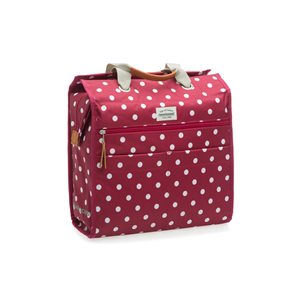 Lilly Panier 18 L Polkadots Red And White