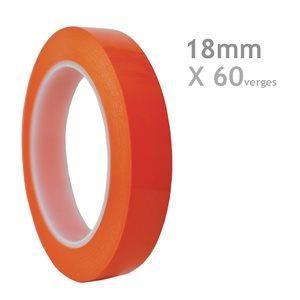 Orange Seal Cycling Tubeless rim tape 18 mm X 60 yrds