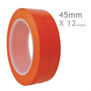 Orange Seal Cycling Tubeless rim tape 45 mm X 12 yrds Vrac