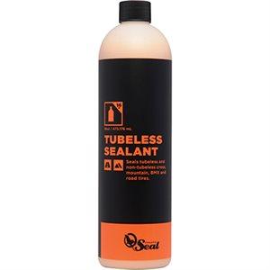Orange Seal Cycling Tire sealant Refill 16 oz / 473 ml box of 12
