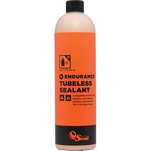Scellant à pneu Endurance Orange Seal Cycling Recharge 16 oz / 473 ml