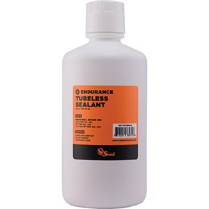 Scellant à pneu Endurance Orange Seal Cycling Recharge format atelier 32 oz / 946 ml