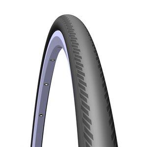 Pneu Mitas Arrow 700 X 25 Road Racing Pro Weltex+ Weltex = Résiste à l'abrasion + Anti-crevaison 360°