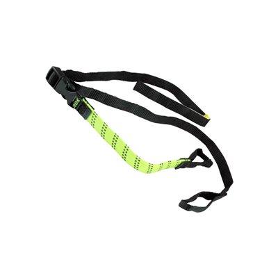 """Adjustable Pack Strap 12"""" To 42"""" Green"""