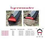 TyreInvader insert anti-pincement 55 mm