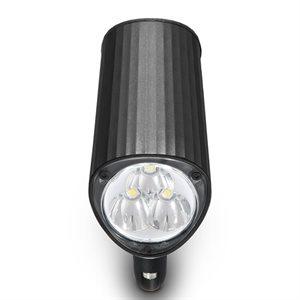 Lumière Avant Z2K 2000 Lumens Noir