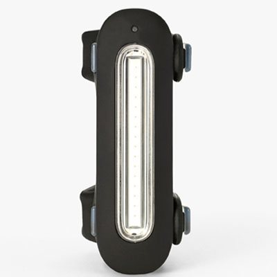 Zafe Rear Light 25 Lumens Black