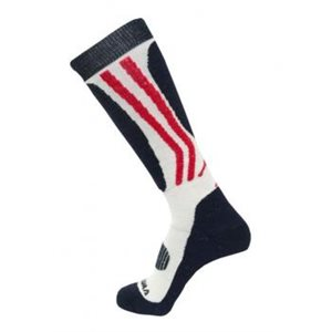 Aclima Anders Socks White / Navy 44-48