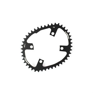 OsymetricChainring 110Mm Compatible Dura-Ace FC-9000 & Ultegra FC-6800 4 Bolts Chainring 44T