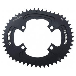 OsymetricChainring 110Mm Comp Dura-Ace FC9000 / Ultegra FC6800 4 Bolts 50T